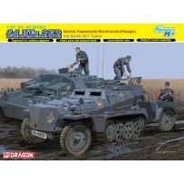 DRAGON 6718 Sd.Kfz.252 TRANSPORT MUNITIONS 1/35