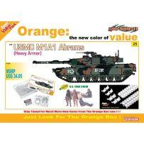 DRAGON 9125 USMC M1A1 ABRAMS 1/35