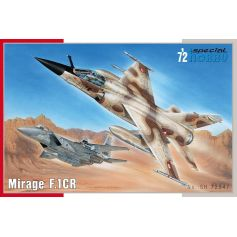 Avion Mirage F.1 Cr 1/72