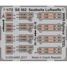 Seatbelts Luftwaffe Wwii Fighters Steel 1/72