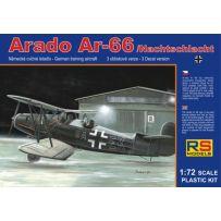 RS MODELS 92052 ARADO 66 NACHSCHLACHT 1/72