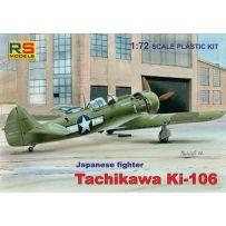 RS MODELS 92057 TACHIKAWA KI-106 1/72