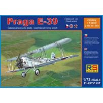 RS MODELS 92061 PRAGA E-39 CZ. TRAINER 1/72