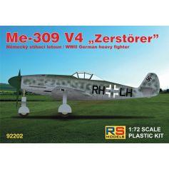Messerschmitt 309 V4 1/72