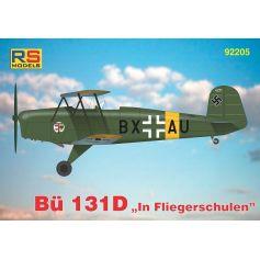 Bücker Bü-131 D 1/72