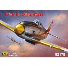 Ki-61 Otsu 1/72