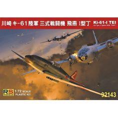 Ki-61 I Tei 1/72