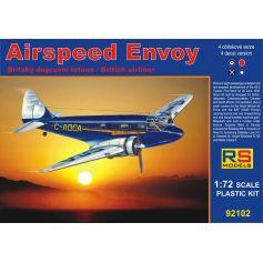 RS MODELS 92102 AIRSPEED ENVOY LYNX IV C 1/72