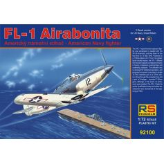 RS MODELS 92100 FL-1 AIRABONITA WHAT IF EDITION 1/72