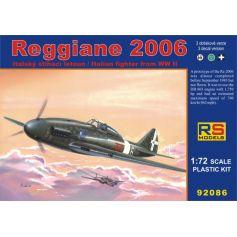 RS MODELS 92086 REGGIANE 2006 1/72