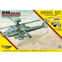 Ah-64d Apache Longbow 1/72