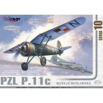 Pzl P-11c 1/48