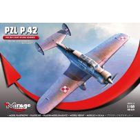 Pzl P.42 1/48
