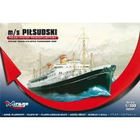 M/S Pilsudski 1/500