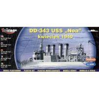 Dd-343 Uss Noa 1/400