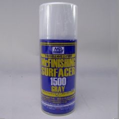 Mr. Finishing Surfacer 1500 Gray (170 ml)