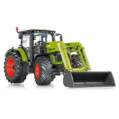 WIKING 7325 CLAAS ARION 650 AVEC CHARGEUR FRONTAL 1/32