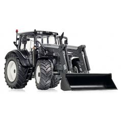 WIKING 7327 VALTRA N123 AVEC CHARGEUR FRONTAL 1/32