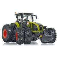 WIKING 7328 CLAAS AXION 950 À ROUES JUMELÉES 1/32