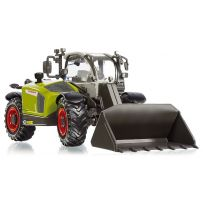 WIKING 7347 CHARGEUR TÉLESCOPIQUE CLAAS SCORPION 7044 1/32