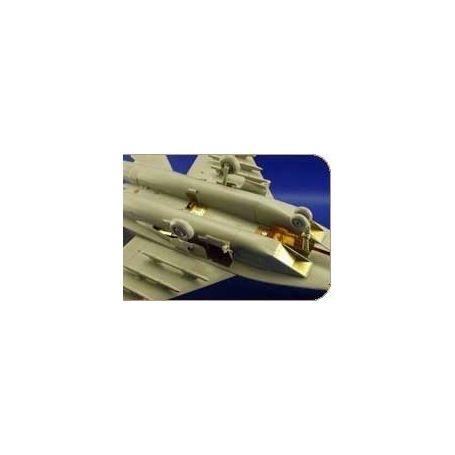 Mig-29 Fulcrum Exterior 1/32