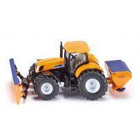 Tracteur Avec Lame & Épandeur De Sel 1/50