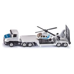 Camion Avec Helicoptere