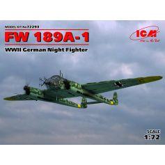 Focke-Wulf Fw 189a-1 1/72