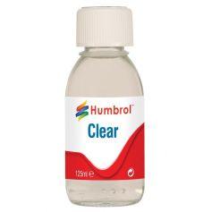 Humbrol Vernis Clair 125 ml