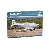 ITALERI 1393 DC-3 BREITLING 1/72