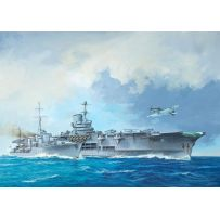 REVELL 05149 HMS ARK ROYAL & TRIBL CLASS DESTROYER 1/720