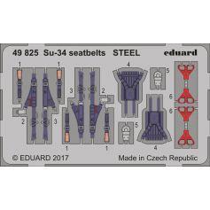 Su-34 Seatbelts Steel 1/48