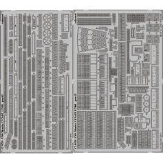 Uss Nimitz Cvn-68 1/700