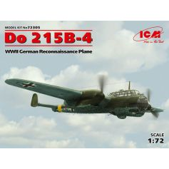 Do 215B-4 WWII Reconnaissance Plane 1/72