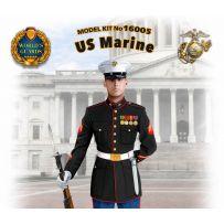 ICM 16005 FIGURINE US MARINES SERGEANT 1/16