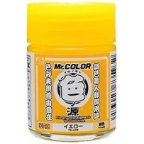 GUNZE CR1 MR. COLOR PRIMARY PIGMENTS 18ML JAUNE