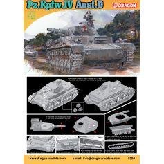 Panzer 4 Pz.Kpfw.Iv Ausf.D 1/72