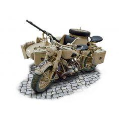 Bmw R75 + Sidecar 1/9