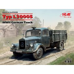 Camion Allemand Typ L3000s 1/35