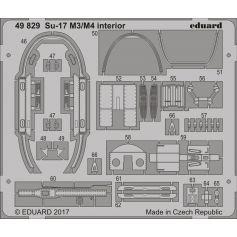 Su-17 M3/M4 Interior 1/48