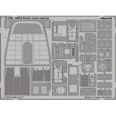 H8k2 Emily Nose Interior 1/72