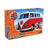AIRFIX J6017 QUICK BUILD VW CAMPER VAN