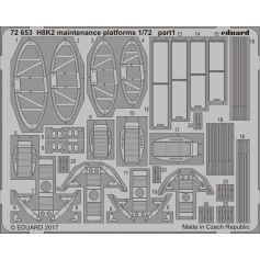 H8k2 Maintenance Platforms 1/72
