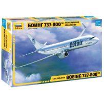 ZVEZDA 7019 BOEING 737-800 1/144