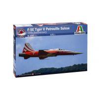ITALERI 1395 F-5E TIGER ll PATROUILLE SUISSE 50TH ANNIVERSARY 1/72