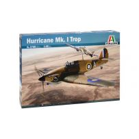 ITALERI 2768 HURRICANE MK.I TROPICAL 1/48