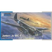 SPECIAL HOBBY 48177 JUNKERS JU 88C-4 NIGHT FIGHTER 1/48
