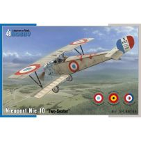 SPECIAL HOBBY 48184 NIEUPORT 10 TWO SEATER 1/48