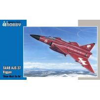 SPECIAL HOBBY 48188 SAAB AJS-37 VIGGEN SHOW MUST GO ON 1/48
