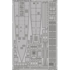 Dkm U-Boat Viic U-552 Pt.1 Hull 1/48